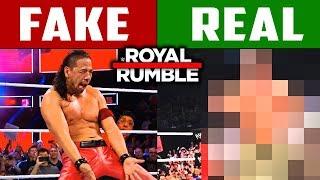REAL Royal Rumble 2018 Winner Revealed! | WWE 2K18