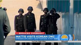 WW3 NEWS:US MILITARY AIRCRAFT SEEN HEADING FOR NORTH KOREA AMID FEAR WW3 ABOUT TO START