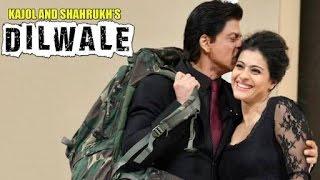 Dilwale | Super- fun video | Shah Rukh Khan & Kajol