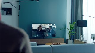 Samsung Smart TV: Stream seamlessly on any screen