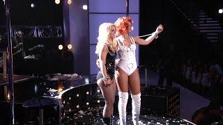 Rihanna ft. Britney Spears - S&M (Remix) 2011 Billboard Music Awards