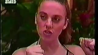 Spice Girls   AT RESTAURANT 1996