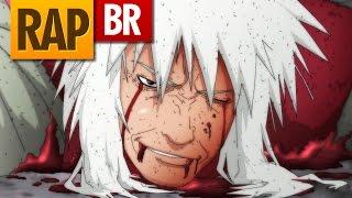 Rap do Jiraiya (Naruto) | Tauz RapTributo 48