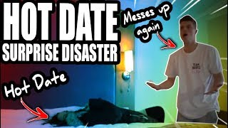 RUINED THE HOTTEST DATE EVER!  **PRANK**