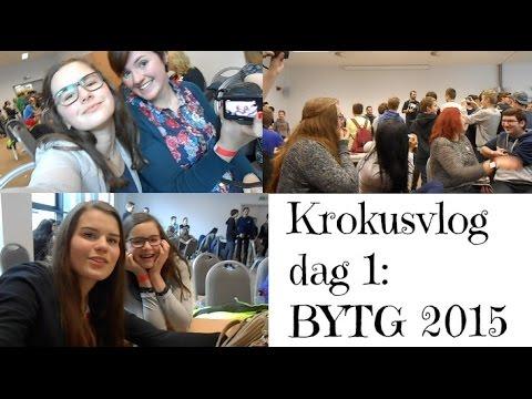 Krokusvlog dag 1: BYTG 2015