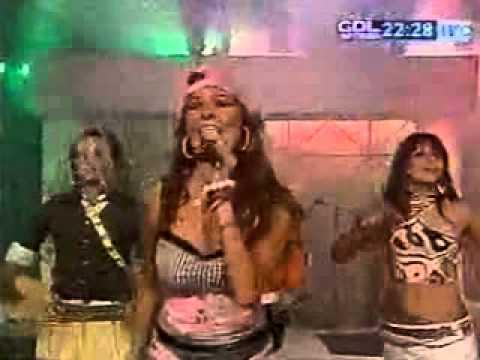 Jeans Loca de amor En vivo Que show 2004