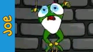 Joe Cartoon: Froggy Funwheel