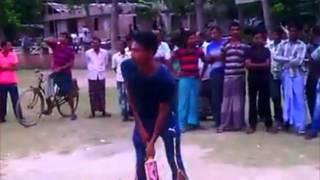 দেখুন গ্রামের ব্যাটসম্যান মুস্তাফিজ এখন কাটার মাস্টার -Mustafiz as batsman as well as Cutter master