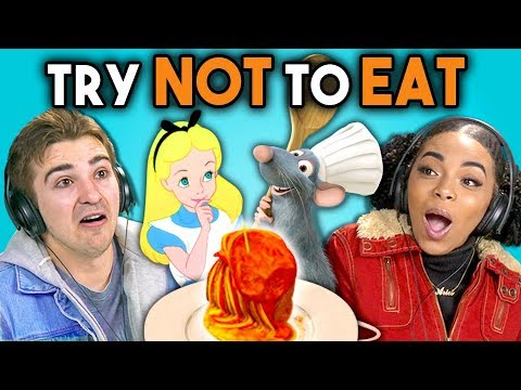 TRY NOT TO EAT CHALLENGE 2 Teens & College Kids Vs. Food