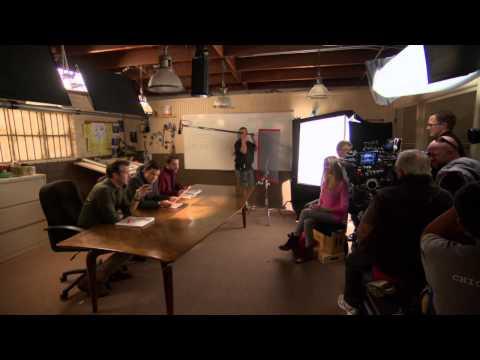 Horrible Bosses 2 Behind the Scenes Movie Broll 2 Jennifer Aniston Jason Bateman