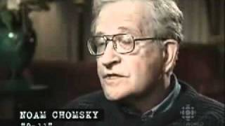 Noam Chomsky - Is the US a leading terrorist state