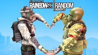 Rainbow Six Siege - Random Moments: #14 (Recruit Trolling,NitroCell Ace)