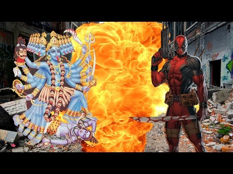DEADPOOL VS THE INDIAN GODDESS KALI