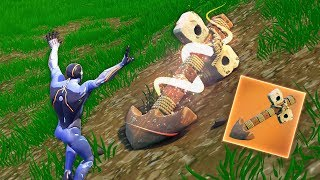*NEW* OBJECT FROM PORTAL..?? (Anchor) | Fortnite Funny and Best Moments Ep. 163 Fortnite