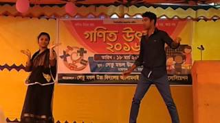 Awesome dance by Bangla boy and girl
