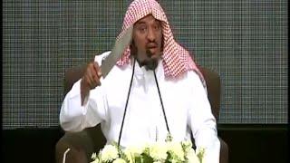 مضحك الشيخ سليمان الجبيلان وقصة رجل من أهل جدة مع زوجته يرويها بأسلوبه الفكاهي