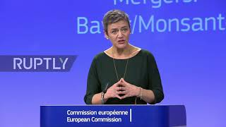 Belgium: EU approves Bayer-Monsanto merger under conditions