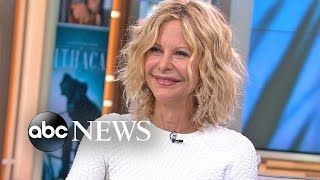 Meg Ryan on Her Latest Film, 'Ithaca'