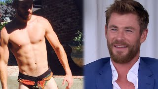 EXCLUSIVE: Chris Hemsworth Reacts to Brother Liam