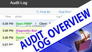 Audit Logs In FileMaker | FileMaker Pro Videos | FileMaker Training