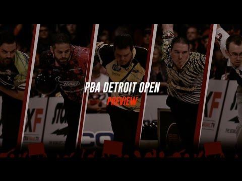 2016 PBA Detroit Open Preview