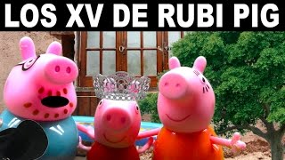 xv de ruby los xv de rubi
