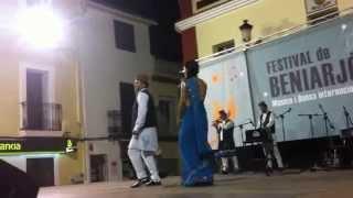 Chham Chham Nachideu Rita Budhathoki Chandra Sharma SPAIN Programm