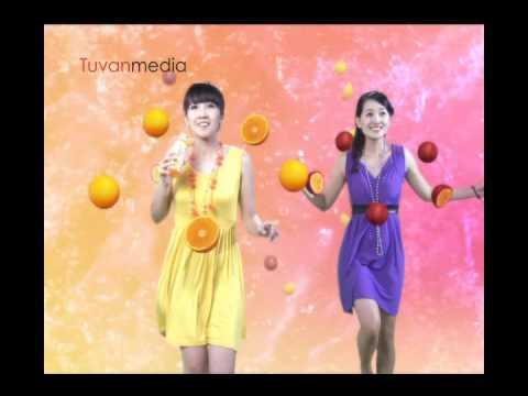 Làm phim quảng cáo Quảng cáo sản phẩm nước ngọt Ogina sản xuất TVC