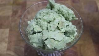 How To Make Vegan Avocado Ice Cream