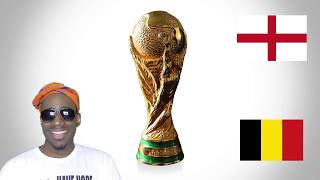 England vs. Belgium Pre Match Analysis | World Cup 2018 3rd Place Playoff