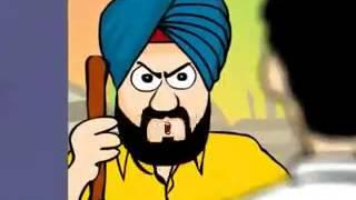 WhatsApp Funny Video - Santa Banta Double Meaning Joke