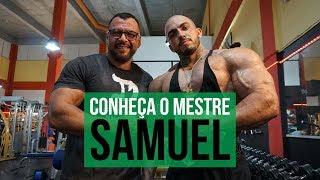 CONHEÇA O MESTRE | SAMOEL OLIVEIRA