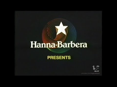 Paramount Video Clubhouse Pictures Hanna Barbera Presents 1986