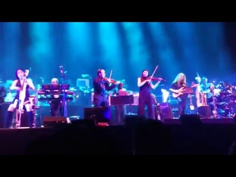 Hans Zimmer live at Wembley arena Pirates Of The Caribbean