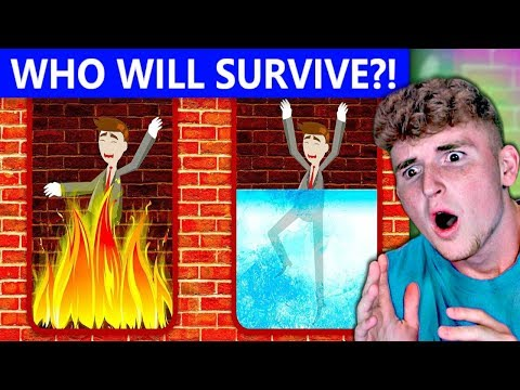 MESSED UP Mystery Riddles That Will Test Survival Skills