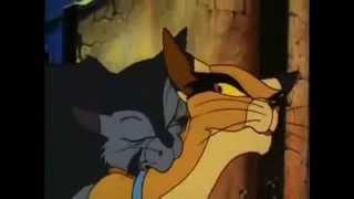 Felidae (Año 1994) Escena Sexual, Escena mas confusa: Francis copulando (Dross)