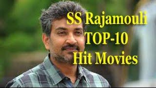 SS Rajamouli top10 blockbuster movies | rajamouli hit movies | filmy9media