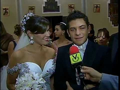 BODA DE GERALDINE MARTEL & OSCAR HERNÁNDEZ OSCARCITO