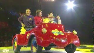 Wiggly Songtime - Episode 52 - Toot Toot, Chugga Chugga, Big Red Car