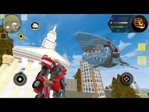 Xxx Mp4 Robot Shark 2 Naxeex SHARK ATTACK Android Gameplay HD 3gp Sex