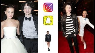 Millie Bobby Brown and Finn Wolfhard Cute/Funny Moments *New*