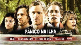 Pânico na Ilha Trailer legendado