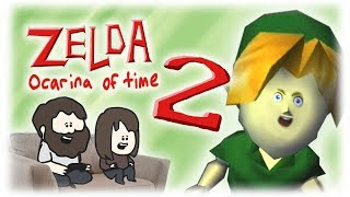Spider Love Explosion - ANIMATED Zelda Let's play part 2