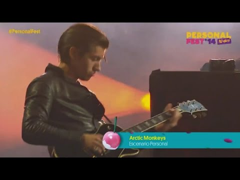 Arctic Monkeys - Don't Sit Down 'Cause I've Moved Your Chair (Live at Personal Fest)