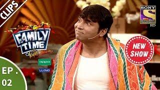 Family Time With Kapil Sharma | Ep 2 | Prabhakar's Dirty Laundry | 31st March, 2018