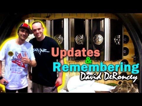 Updates & Remembering A Fellow Basshead R.I.P. David DeRoncey