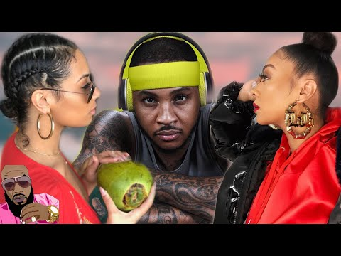 Carmelo Anthony Side Chick Comes For His Wife La La Anthony With Receipts