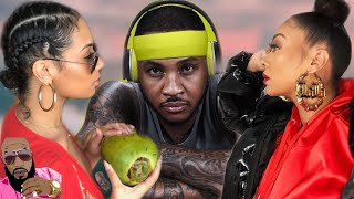 Carmelo Anthony Side Chick Comes For His Wife La La Anthony (With Receipts)