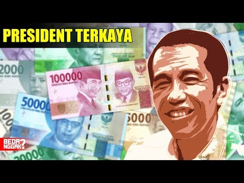 Tiba Tiba Jadi Milyader ! 7 PERINGKAT KEKAYAAN PRESIDEN INDONESIA YG BIKIN HEBOH
