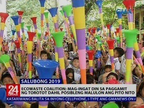 Xxx Mp4 EcoWaste Coalition Mag Ingat Din Sa Paggamit Ng Torotot Dahil Posibleng Malulon Ang Pito Nito 3gp Sex